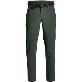 Maier Sports Torid Slim Afritsbroek Heren, kombu green